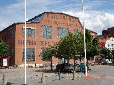 Eriksbergshallen